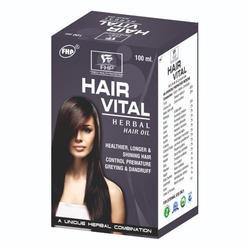 FHP Hair Vital Oil, For Personal, Packaging Size: 100ML