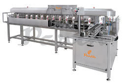 Semi Automatic Linear Cartoning Machine