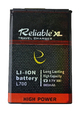Reliable Battery L700