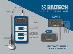 BALTECH Vibration Meter VP- 3410