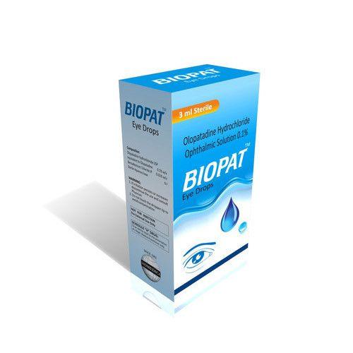 Olopatadine Hydrochloride 0.1% Eye Drops