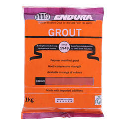 Coloured, Polymer Modified Grout for Wall & Floor Tile Joint
