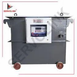 60 KVA Oil Cooled Three Phase Servo Transformer