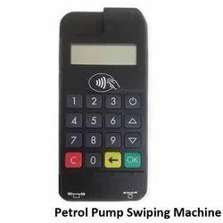 Petrol Pump Swiping Machine
