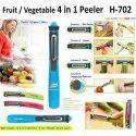 Fruit / Vegetable 4 in 1 Peeler H -702