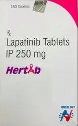 Lapatinib Hertab 250 mg Tablets