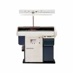 Three System Flat Knitting Machine