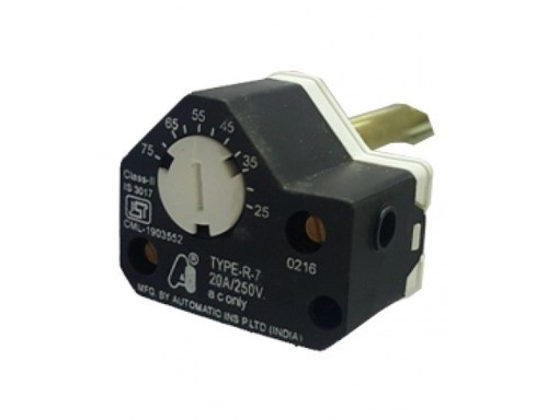 Water Heater Thermostat At Rs 450   Piece