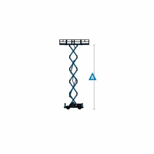 Terex Gs-5390 Rt 1500 Lbs Rough Terrain Scissor Lifts | ID