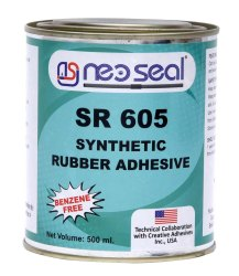 SR605 Synthetic Rubber Adhesive