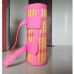 Bamboo Round Bottle Bag
