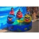 Amusement Angry Bird Kid Ride