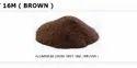 Aluminium Oxide Brown Grit 16m ( Sand Blasting Grade )