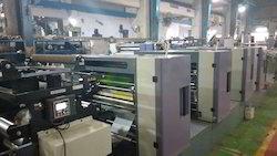 Non Woven Web Offset Printing Machine