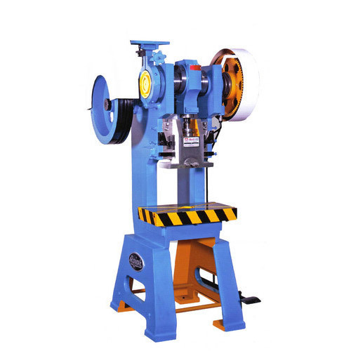 H Frame Cross Shaft Power Press Machine at Rs 130000 /piece | H ...