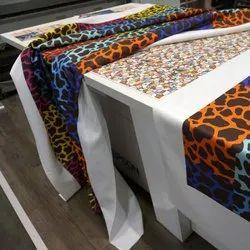 Custom Design Printed Digital Fabric Printing, in Pan India