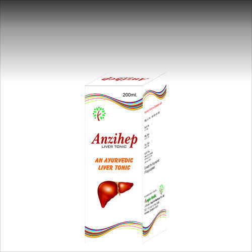Angiolife Healthcare Liver Tonic, Packing Size: 200 Ml
