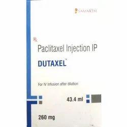 Dutaxel 260mg 43.4ml Inj