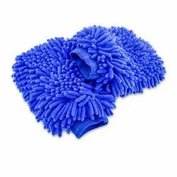 Microfiber Gloves, For Cleaning