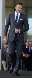 Men Regular Fit Formal Suit