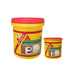 Sika Raintite Acrylic Waterproofing Coating Chemicals