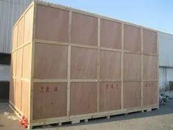 Rectangle Plywood Boxes, 200 Kg, 4000 Kg