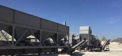 Counter Flow Asphalt Drum Mix Plant