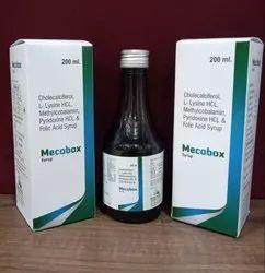 Cholecalciferol,L-Lysine Hcl,Methylcobalamin,Pyridoxine Hcl & Folic Acid