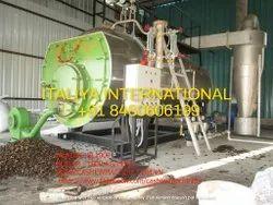 Rotary Type Cashew Cooker