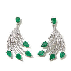 Brazilian Emerald Jewelry