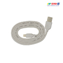 White IPH5 Cable