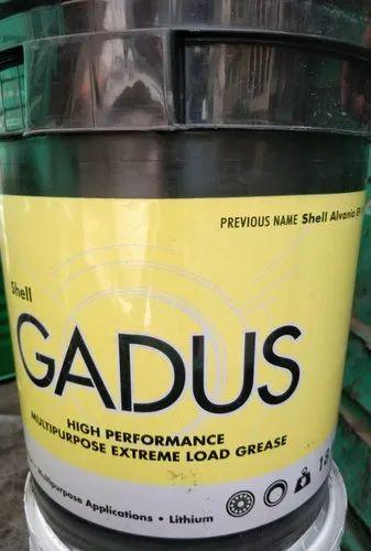 Shell Gadus Grease Ep 0,00,ep1,ep2