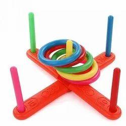 Indoor PVC Ring Toss Set
