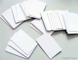 Pvc Plastic Cards