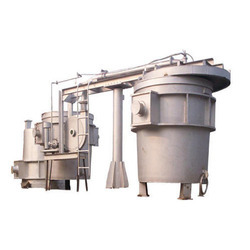 Vertical Drying Preheating Station For Steel Casting Ladle
