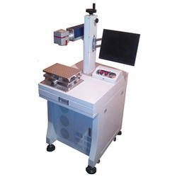 Open Type Marking Machine