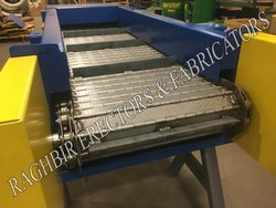 Electric Operated Slat Conveyor