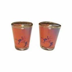 Printed Shot Glasses, Capacity: 1.5 Ounces