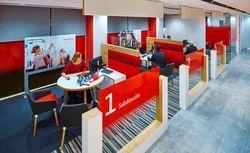 Modern Bank Interiors