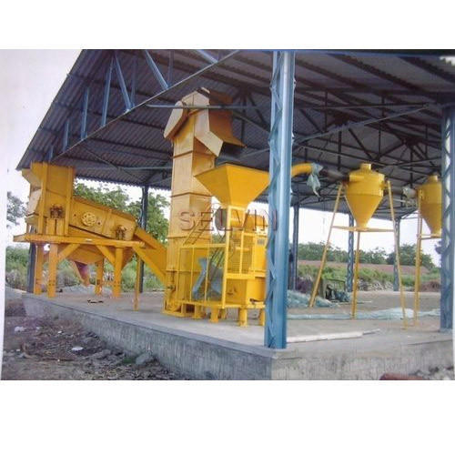 Centrifugal Heavy Duty Oil Cooled Screen Pulverizer, Capacity: 4500 To 6000 Kg Per Hr