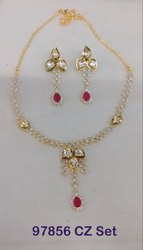 Party ddesigner Cz Set (Avbl on approval)