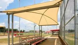Gazebo Tensile Structure Shed