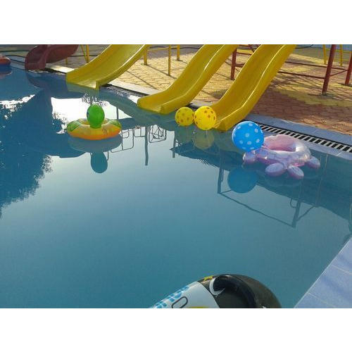 7d6534f64f7a2d Wild RIde Yellow Swimming Pool Slide at Rs 40000  unit