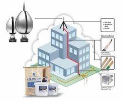 External Lightning Protection System