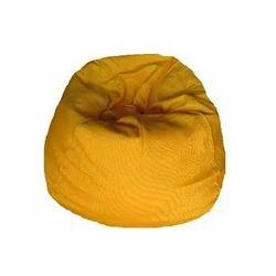 XXL Yellow Bean Bag