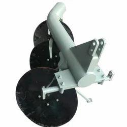 Mounted Disc Plough Light Duty