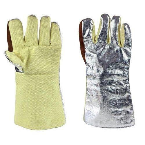 Aluminised Kevlar Hand Gloves