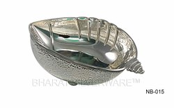 Pure Silver Shankh Bowl