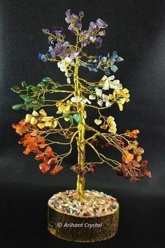 7 Chakra 300 Beads Tree for Decoration