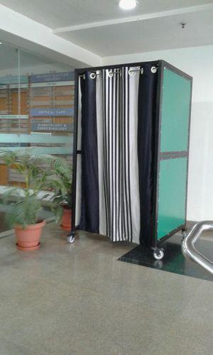 Ladies Frisking Booth Manufacturer From Mumbai
